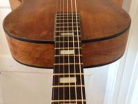Open to sensible offers. Classic Archtop acoustic