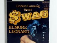Swag is a criminal offense story by Elmore Leonard,