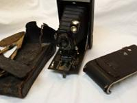 Have a folding Kodak Junior A-3 from the 1920's that