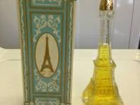 Classic Avon Eiffel Tower Cologne. Can be found in