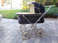 This stroller has been in my family since my sister was