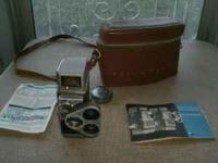 For sale a Bell & Howell 8mm Camera ( Electric Eye )