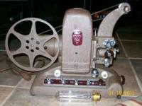 I have this great Bell & Howell Filmo 151A Picture