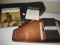 1950's BH Autoharp 15 chords Original case Includes