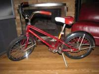 Great vintage kids Schwinn Pixie Bike. Everything's