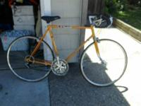 Hi I have several Vintage Bikes all Excellent Condition