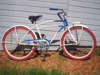 I have a collection of vintage bicycles that I rent out