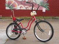 We always have lot's of vintage bicycles for sale at