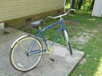 i have 2 old bikes for sale both 26 inch single speed