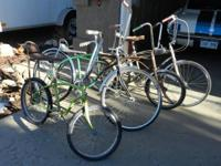 I have 4 bikes for sale first is a late 60's sears