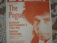 this is a original bill graham presents poster , bob