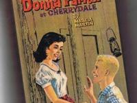 This vintage Donna Parker book, by Marcia Martin, is