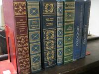 Classic (circa 1940s) book collection. A number of