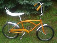 "For Sale: VERY RARE 16"" Schwinn Sting Ray Midget in"