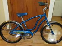 "For Sale: 20"" Schwinn Bantam Convertible Bike, w/"