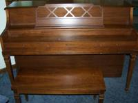 Vintage Brambach Upright Piano $500 OBO Good condition