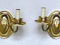Set of 2 traditional double wall components with