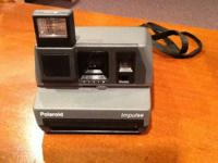 Polaroid Impulse Instant Film Camera good condition -
