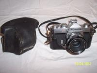 Vintage Cameras and Misc Lenses.  Buy everything for