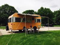 Rare 1967 Trailblazer Camper (made in Spencer, Wis. -