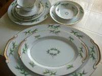 Lovely 85-Piece Collection of Harmony House China, made