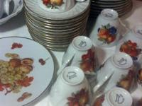 Vintage Classic Fine Bone China Dinnerware $200 or BEST