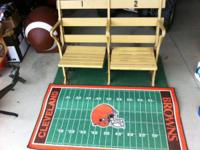 Selling my Cleveland Browns vintage Municipal Stadium