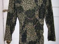Vintage clothing - 1970's dresses size sm/med.