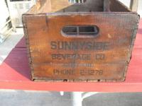 Selling a nice condition, Antique Vintage - Sunnyside