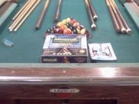 Pool table made in the 60s or 70s in Union City New