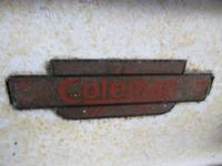 1949 Coleman trailer/cabin stove. Tested with propane