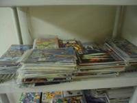 SELLING OFF A HUGE COLLECTION OF COMIC BOOKS...100'S &