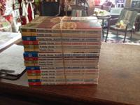 Vintage Cookbook collections, Family Circle and