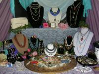 WE HAVE VINTAGE TO NOW COSTUME JEWELRY AUCTIONS THAT