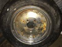 "Vintage Cragar SST Rims 14"" Universal lug. 2 deep dish"