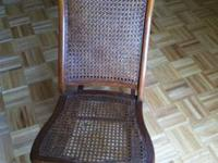This Vintage Cricket Rocking Chair Stands About 33 5