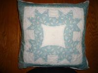 "14"" Vintage Cutter Quilt Pillows.  I have made several"