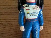 For sale is a Danica Patrick promotional figure that