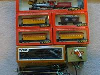 Vintage 1960S - Scale Model HO Trains - Walt Disney's
