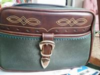 $100 OBO Vintage Dooney & Bourke Green and Brown