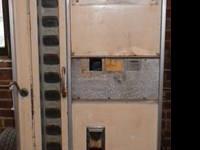I have for sale a vintage Dr. Pepper Ideal Dispenser