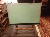 For sale is this great vintage Drafting Table. These