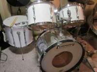 ">>>>>>>> LUDWIG ELEMENT 14 x 5"" Snare Drum in a really"