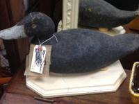Four Great Vintage Duck Decoys handmade by a previous