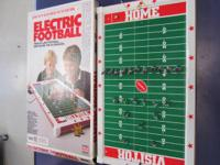 Selling a used Vintage Electric Soccer Video game -