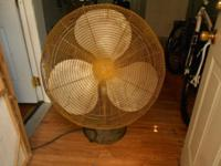 Excellent working Emerson Electric Counter Column Fan