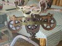 I have a F.E. Myers and bro. Co. Auto Hay Unloader from