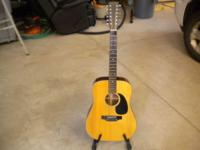 1979 TAKAMINE F85 12 STRING DREADNAUGHT  GUITAR  THE