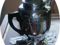 Vintage 1930's Art Deco Farberware Coffee Pot I have