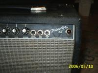 FOR SALE: I am asking $200.00 for a Vintage Fender 65
